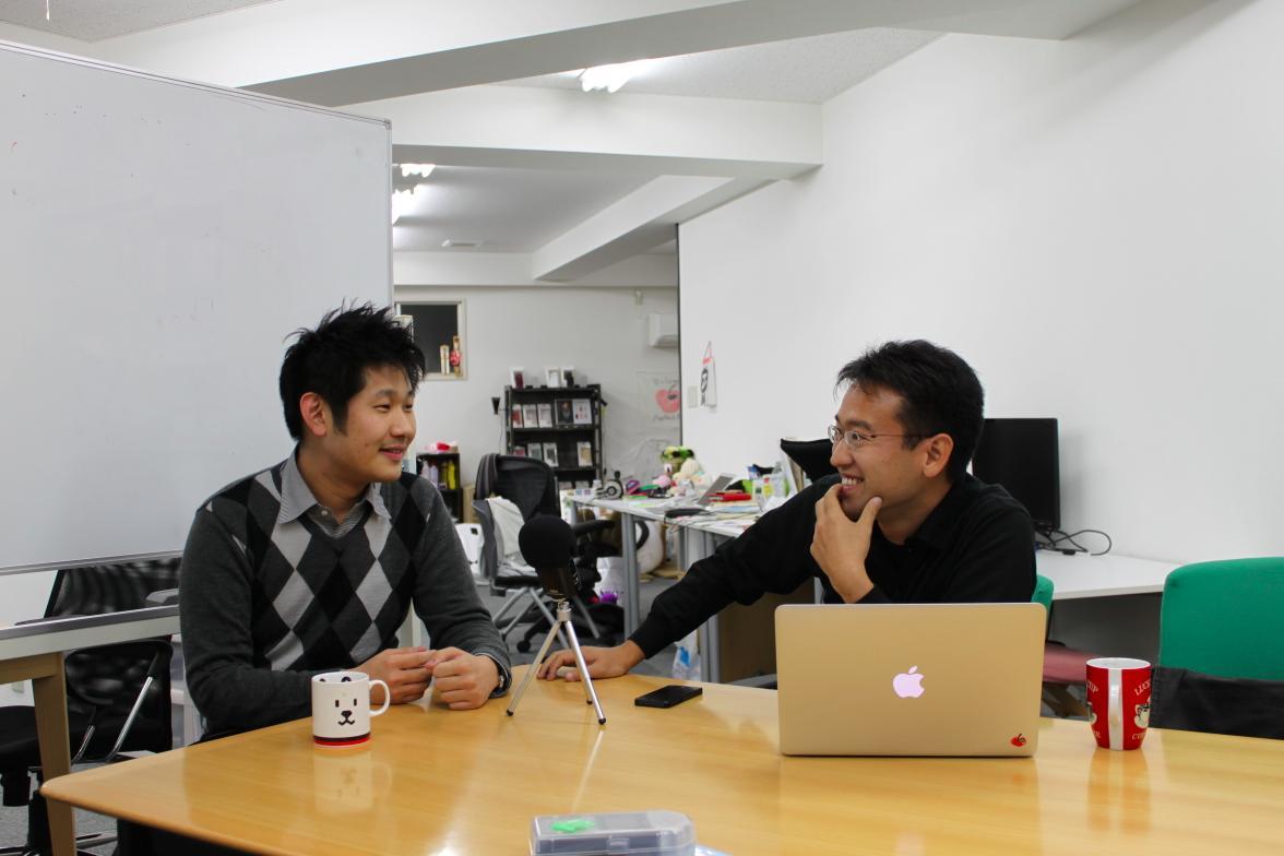 Ep015.村井智建さん(第1部)|AppBank立上げの舞台裏