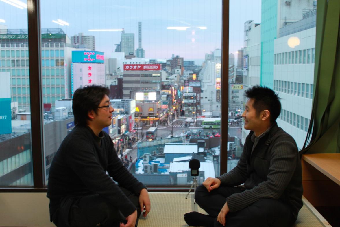 Ep018.星野邦敏さん(第1部)|アフィリエイトで経理事務からIT社長に!