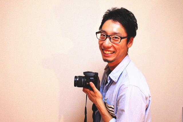 Ep021.かとうゆういちさん(第1部)|笑顔写真家になる、好きな事をやる決意の瞬間について
