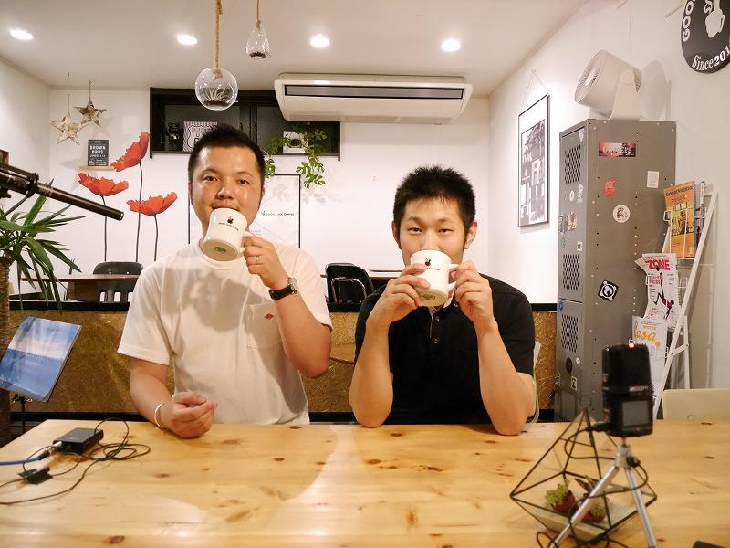 Ep027.青柳拓郎さん(第2部)カフェ修行の日々と情熱的なパートナーとの出会い