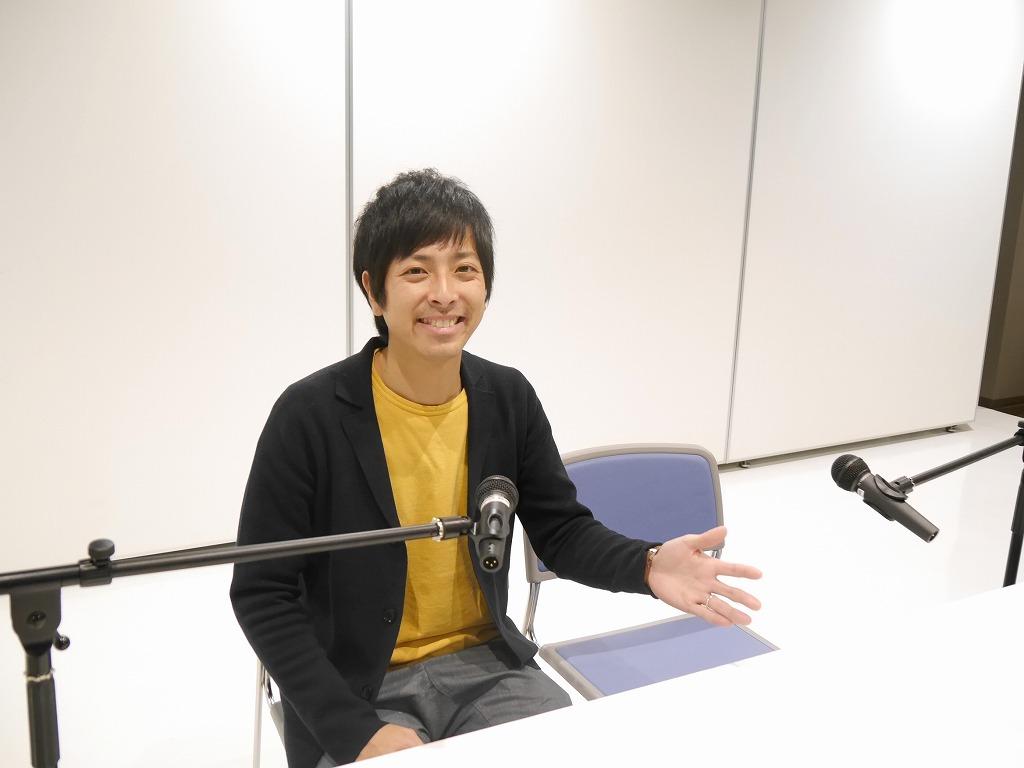 Ep036.歌川貴之さん(前半)華やかな芸能業界から就業支援へ